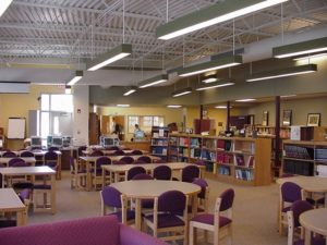 Hill Elementary School Library